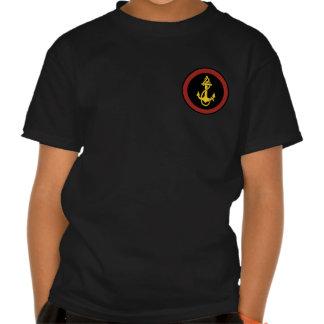 A Soviet Naval Infantry Patch T-shirt