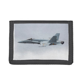 A Spanish Air Force F-18 Tri-fold Wallet