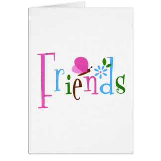 A Special Friend in You - US Soldiers Card