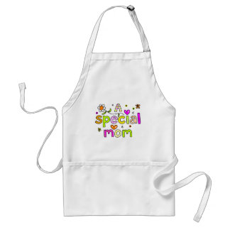 A Special Mom Standard Apron