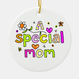 A Special Mom Christmas Ornament