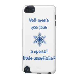 A Special Snowflake iPod iPod Touch 5G Case