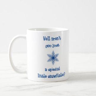 A Special Snowflake Large Mug