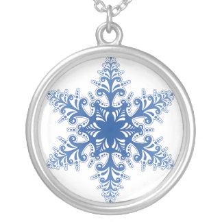 A Special Snowflake Necklace