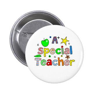 A Special Teacher 6 Cm Round Badge