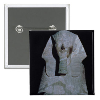 A Sphinx of Queen Hatshepsut 15 Cm Square Badge