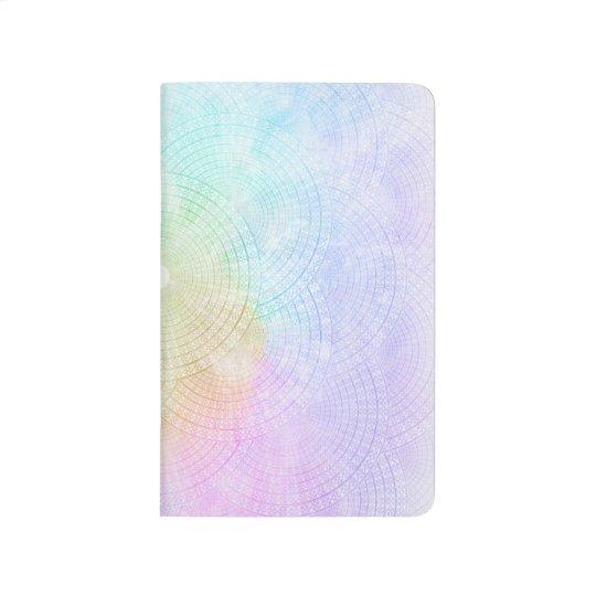 A Splash of Pastel Pocket Journal