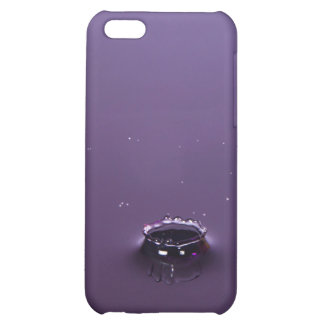 A Splash of Purple iPhone 5C Case