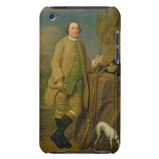 A Sportsman, 1752 (oil on canvas) Case-Mate iPod Touch Case