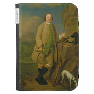 A Sportsman 1752 oil on canvas Kindle Cover
