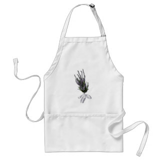 A Sprig of Heather from Scotland Apron