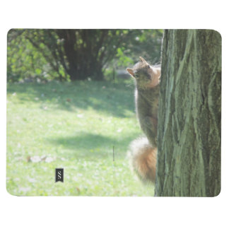 A Squirrel at the Park Pocket Journal