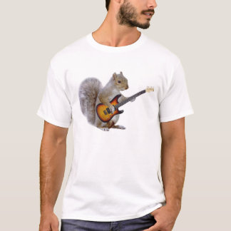 A Squirrel Playing Guitar T-Shirt