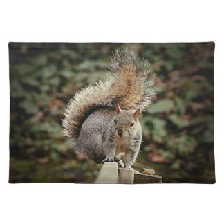 A Squirrels Tail Placemat