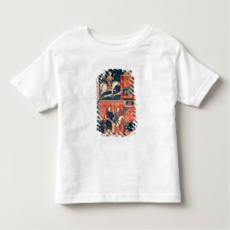 A stag hunt and a king toddler T-Shirt