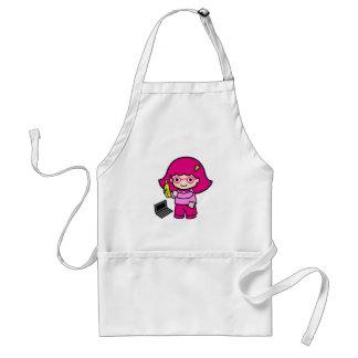 a standard apron