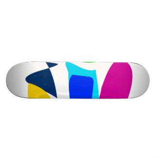 A Steady Life 18.1 Cm Old School Skateboard Deck