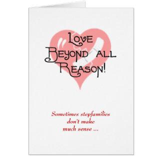 A stepparent s love card