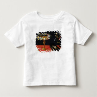 A Still Life of a Tazza with Flowers Toddler T-Shirt