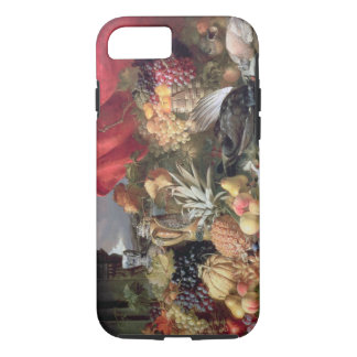 A Still Life of Game Birds and Numerous Fruits iPhone 7 Case
