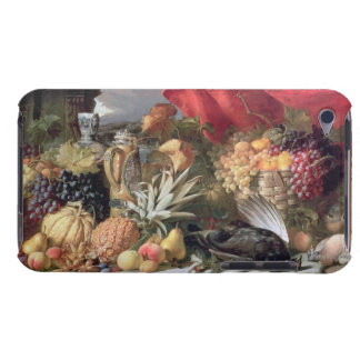 A Still Life of Game Birds and Numerous Fruits iPod Case-Mate Case