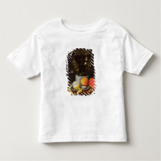 A Still Life with a Glass and Fruit on a Ledge Toddler T-Shirt