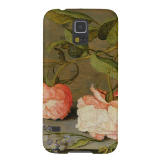A Still Life with Roses on a Ledge Galaxy S5 Covers