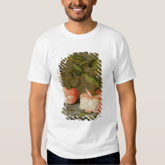 A Still Life with Roses on a Ledge Tee Shirt