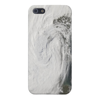A storm over the Black Sea and the Sea of Azov iPhone 5/5S Cases