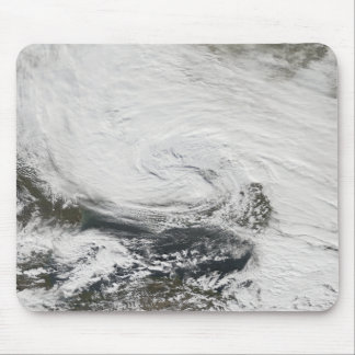A storm over the Black Sea and the Sea of Azov Mouse Mat