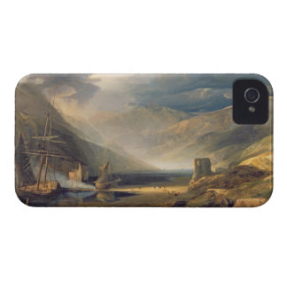 A Storm Passing Off on the Coast of Merionethshire Case-Mate iPhone 4 Cases