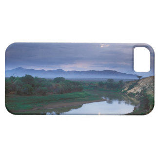A stormy morning, with threatening clouds iPhone 5 cases