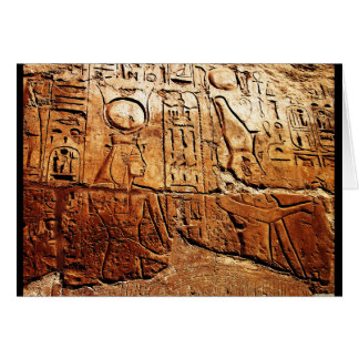 """A Story in Egypt"" JTG Art Greeting Card"