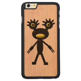 A strange Creature Carved® Cherry iPhone 6 Plus Case