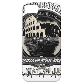 A strange Motorcycle Club Barely There iPhone 5 Case