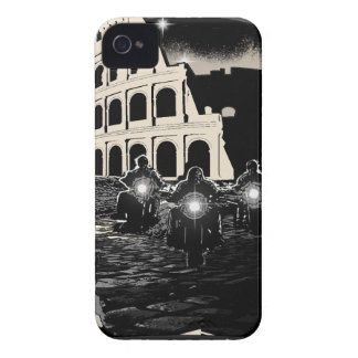 A strange Motorcycle Club iPhone 4 Case-Mate Cases