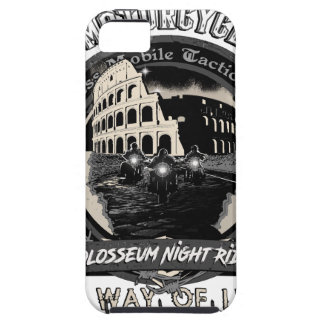 A strange Motorcycle Club Tough iPhone 5 Case