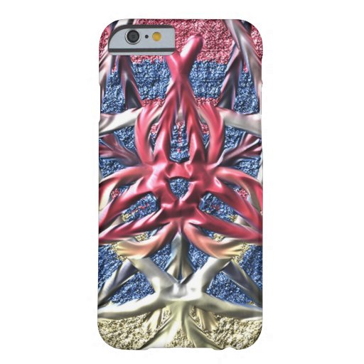 A strange pattern barely there iPhone 6 case