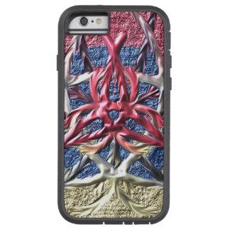 A strange pattern tough xtreme iPhone 6 case