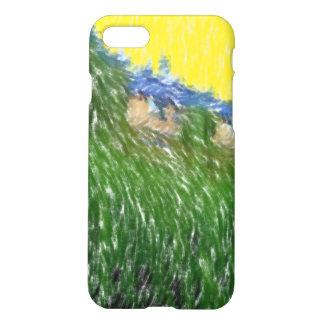 A strange unique art iPhone 7 case