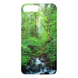 A stream in an old-growth forest iPhone 8 plus/7 plus case