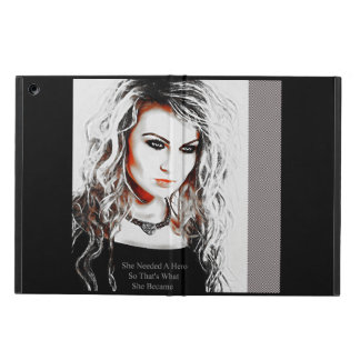 A strong Woman Case For iPad Air