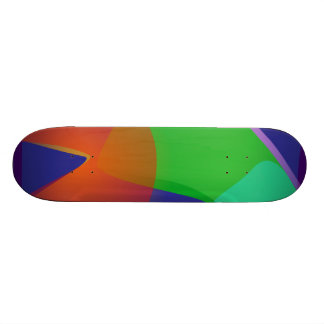 A Structure Skate Board