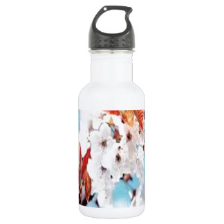 A struggle between love and hate design! 532 ml water bottle