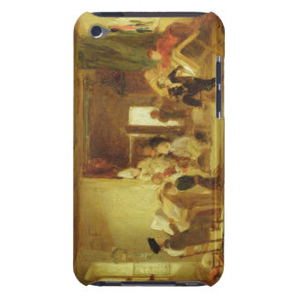 A Study for 'The Schoolroom' (oil on panel) iPod Touch Case