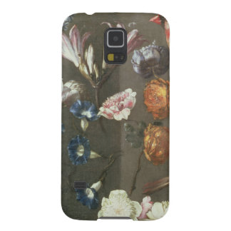 A Study of Peonies, Convolvulus, Lilies and two Fi Galaxy S5 Cover