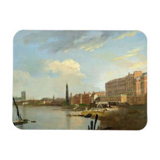 A Study of the Thames with the Final Stages of the Rectangular Photo Magnet