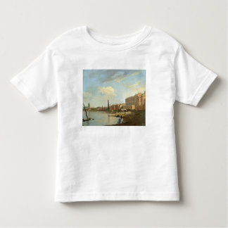 A Study of the Thames with the Final Stages of the Toddler T-Shirt
