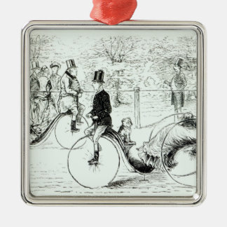 A Suggestion for the Park', 1879 Christmas Ornament
