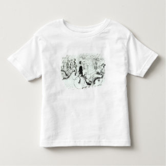 A Suggestion for the Park', 1879 Toddler T-Shirt